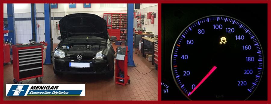 Reparación ABS VW Golf 5