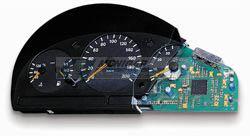 reparación transponder