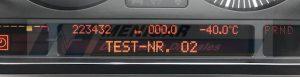 reparación display cuadro bmw serie 5 e 39 x5 e53