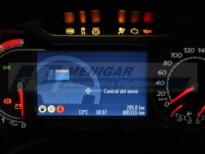 reparacion display cuadro ford galaxy mondeo s-max