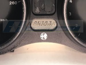 reparación display alfa romeo gtv spider