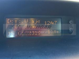 reparacion display pantalla opel astra