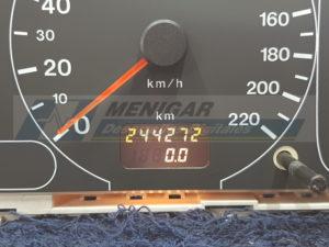reparación display cuadro de instrumentos Opel Frontera B