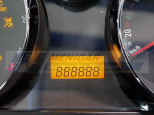 reparación fallo 888888 cuentakilometros