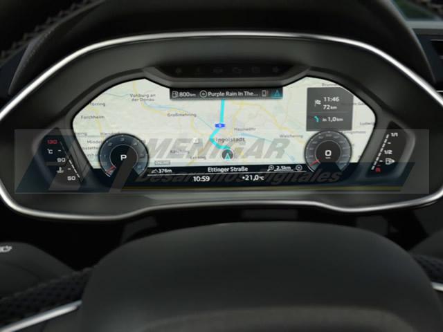 reparación cuadro de instrumentos audi virtual cockpit