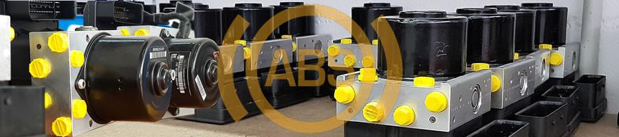 Reparación módulo centralita ABS