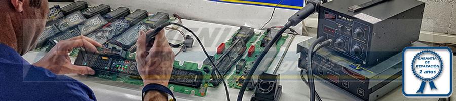 Reparación cuadro de instrumentos Renault Scenic