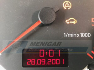 reparación display audi A3 A4 A6 TT