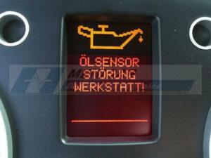 reparación display cuadro VW touareg