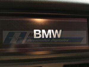 reparación display central bmw x5 x7