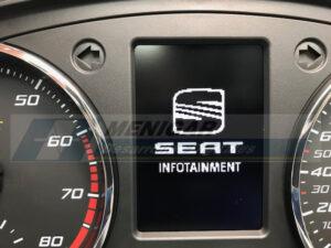 reparación display cuadro de instrumentos seat toledo IV 6J