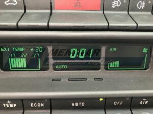 reparación display aire acondicionado alfa romeo 164
