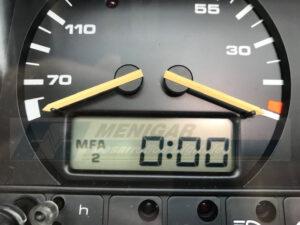 reparación display cuadro de instrumentos vw corrado