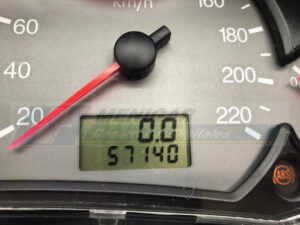reparación display cuadro de instrumentos ford focus 1