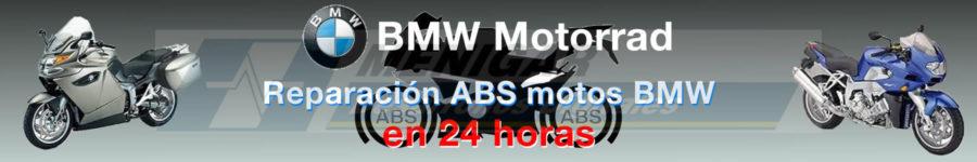 Reparación módulo ABS moto BMW Motorrad